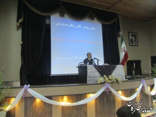 گزارش تصویری/همایش علمی و پژوهشی در دانشگاه پردیس امام خمینی(ره) گرگان