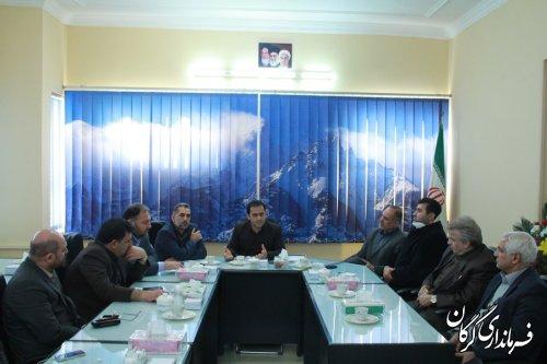 تدبیر فرماندار گرگان برای ایجاد تعامل بین شهردار و شورای شهر
