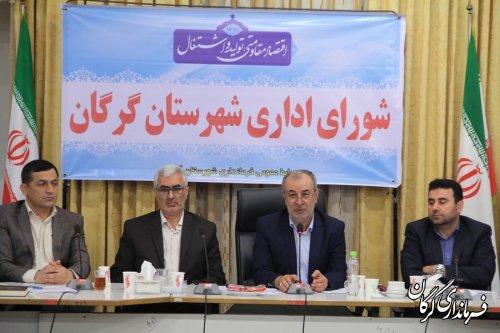 در 125شعبه اخذ رأی شهرگرگان،انتخابات شوراهای اسلامی بصورت الکترونیکی برگزار می شود
