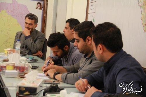 انتخابات شهرستان گرگان در سلامت و دقت کامل برگزار شد