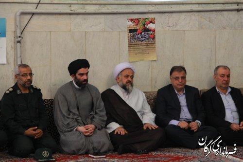 جشن بزرگ عید سعید غدیر خم در گرگان برگزار شد