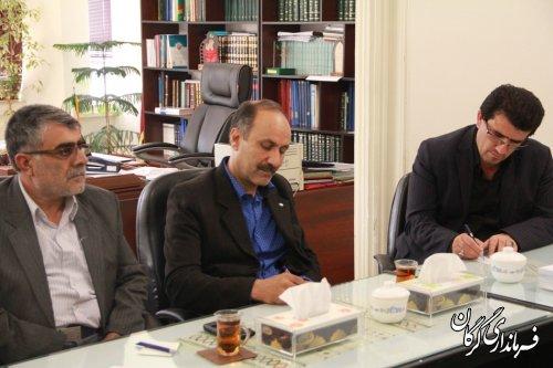 شورای اسلامی شهرستان به عنوان یک اتاق فکر جهت بررسی و رفع مشکلات است