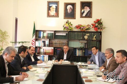 اولین جلسه هماهنگی کمیته داخلی اشتغال با حضور مدیران وکارشناسان این حوزه برگزار شد