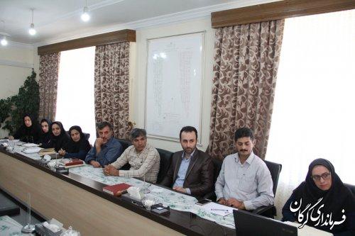 توسعه بخش کشاورزی و ایجاد اشتغال اولویت شهرستان گرگان