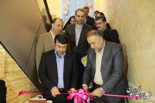 افتتاح متمرکز پروژه ها و طرح های اشتغالزای شهرستان گرگان