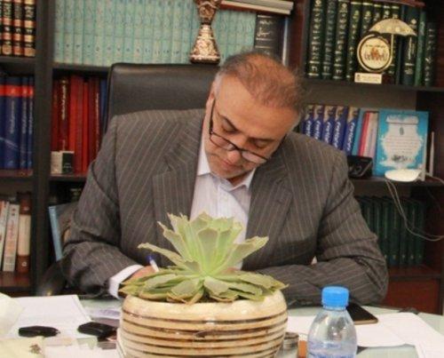 پیام تبریک فرماندار گرگان به مناسبت فرارسیدن روز معلم