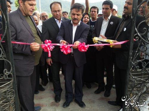 اولین مرکز ترک اعتیاد در شهر قرق افتتاح شد