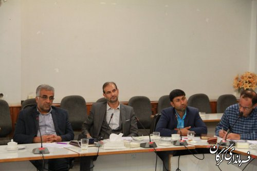 شهرداران شهرستان گرگان توجه ویژه به طرح مدیریت پسماند داشته باشند
