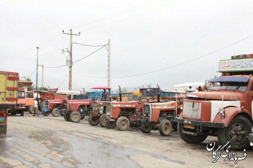 عدم تناسب سطح زیر کشت با صنایع تبدیلی مستقر در استان باعث بوجود آمدن مشکلات در هنگام تحویل برای کشاورزان شده است