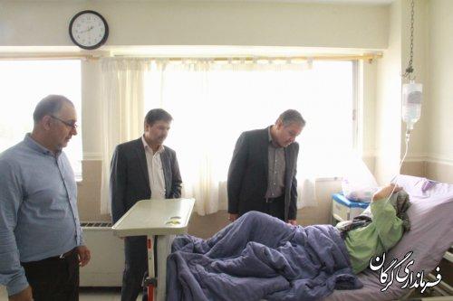 ۳۳۰۰مترمربع ازساختمان قدیمی بیمارستان حکیم جرجانی برای ایجاد۷۵تخت بیمارستانی جدیداماده میشود