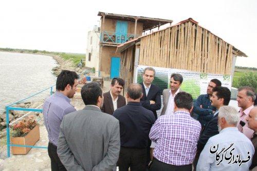 گردشگری ،اساسی ترین مسیر توسعه و رونق روستاهای شهرستان گرگان