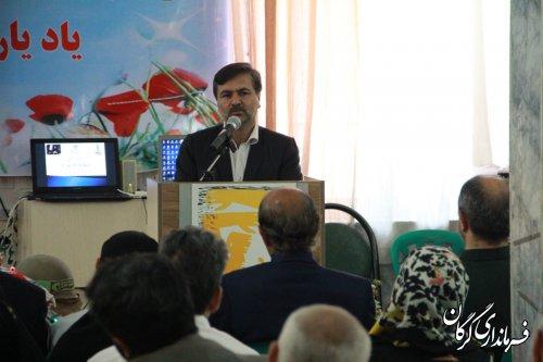 آزادگان سفیران مقاومت و نمایندگان ملت ایران در مقابل دشمن بعثی بودند