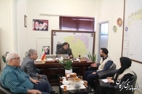 طرح سهاب در مناطق کم برخوردار در شهر و روستاهای شهرستان گرگان اجرایی می گردد