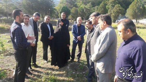 فرماندار شهرستان گرگان از مرکز ترک اعتیاد ماده 16 بهزیستی بازدید کرد