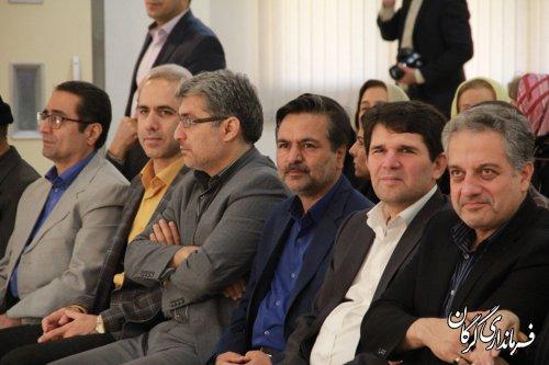 مراسم روز سالمند در گرگان برگزار شد