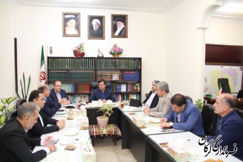 دستگاه های اجرایی شهرستان در جهت بهبود مدیریت شهری با شورای اسلامی و شهرداری گرگان همکاری نمایند