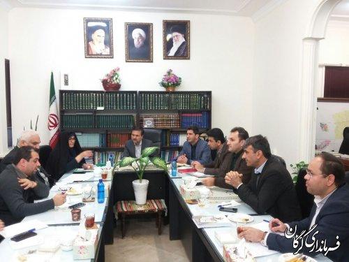 قانون مداری در کمال بی طرفی سرلوحه همه کمیته های اجرایی انتخابات در شهرستان قرار می گیرد