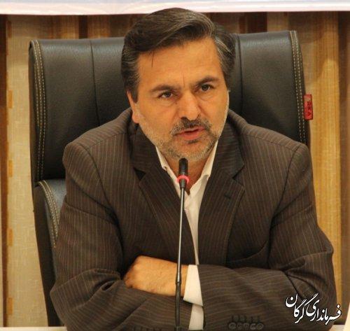 آمادگی شهرستان گرگان برای برگزاری انتخابات/ توزیع و جانمایی شعب اخذ رای در گرگان