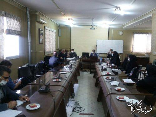 فرماندار گرگان بمنظور آخرین وضعیت از اجرای طرح غربالگری از مرکز بهداشت گرگان بازدید کرد