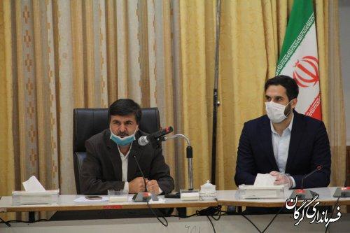 ۱۴۵ هزار اصله نهال در شهرستان گرگان غرس شد