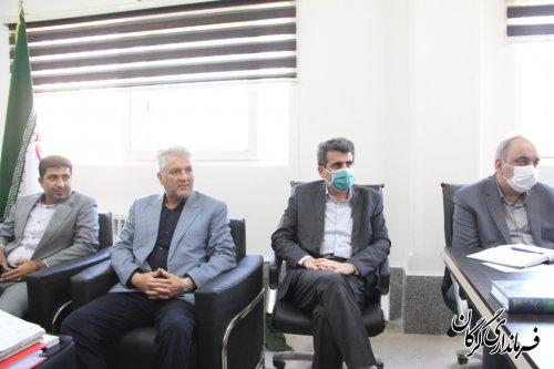 عملیات اجرایی خدمات زیربنایی موزه روستایی قرق بزودی اغازخواهد شد