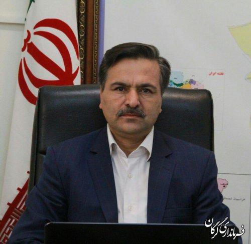 پیام فرماندار گرگان به مناسبت سوم خرداد سالروز ازادسازی خرمشهر