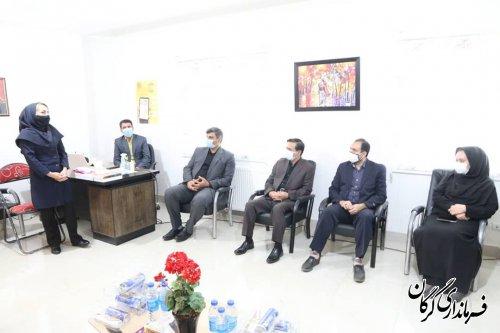 افتتاح متمرکز سه مرکز مشاوره تخصصی و کودک در گرگان