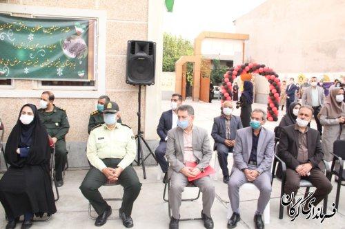 همزمان با بازگشایی مدارس پنج مدرسه جدید در گرگان راه اندازی شد