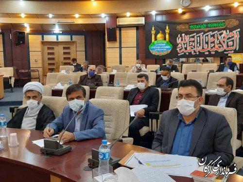 6728 انبار بر اساس خود اظهاری در شهرستان گرگان ثبت شده است