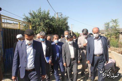 تخصیص 650 میلیون اعتبار برای اجرای طرح هادی روستای سرکلاته