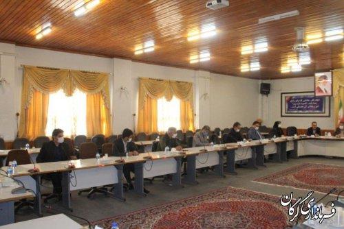 راه اندازی پلیس نهاده در شهرستان گرگان