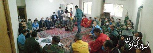 آتش سوزی جنگلهای توسکستان مهار شد