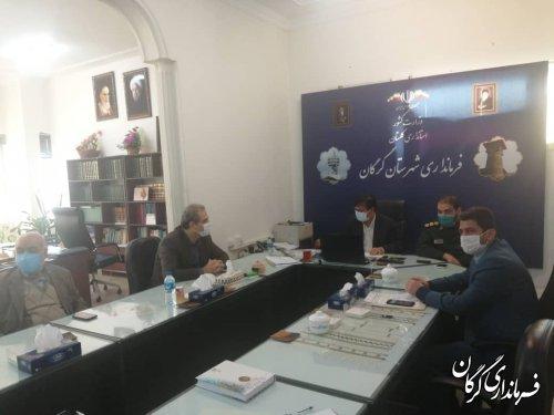 جلسه شورای هماهنگی حفظ آثار و نشر ارزشهای دفاع مقدس برگزار شد