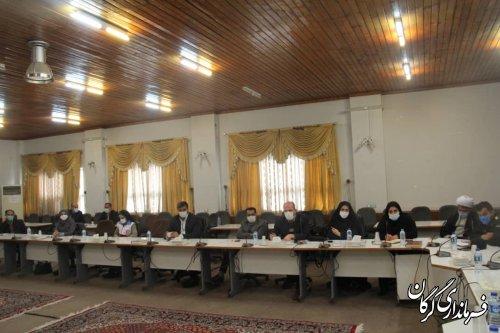 رصد ۵١٠٠٠ بیمار کرونایی در طرح شهید سلیمانی شهرستان گرگان