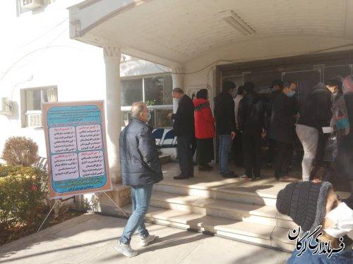 صدور ۵٢٠٠ برگه تردد برای شهروندان گرگانی