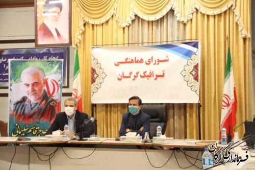 ممنوعیت صدور مجوز نمایشگاه خودرو در بلوار شهید صیاد شیرازی گرگان