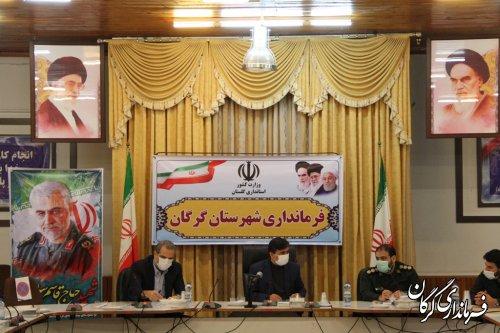 غربالگری ٣۴ درصد از جمعیت شهرستان گرگان درطرح شهید سلیمانی