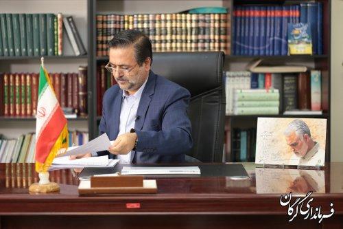 ثبت نام ٧٧ داوطلب عضویت در شورای اسلامی شهر در روز ششم در گرگان