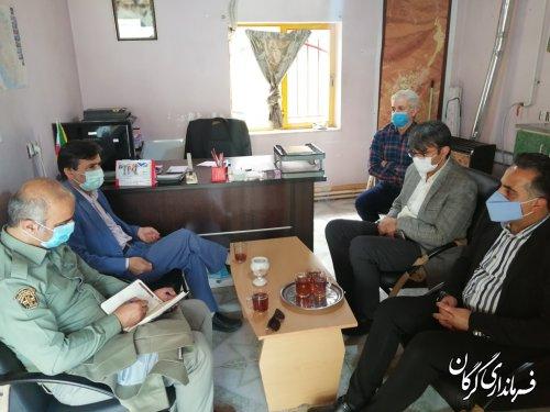 توقف افزایش ساخت و ساز غیر مجاز در دو ماه گذشته در روستای زیارت