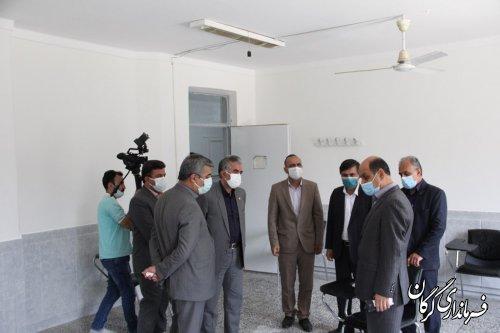امتحان دانش آموزان پایه نهم و دوازدهم شهرستان #گرگان حضوری برگزارمیشود