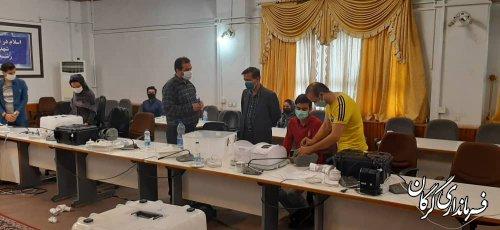 کارگاه آموزشی کاربران شعب اخذ رای/۳۰۰ نفر آموزش می بینند
